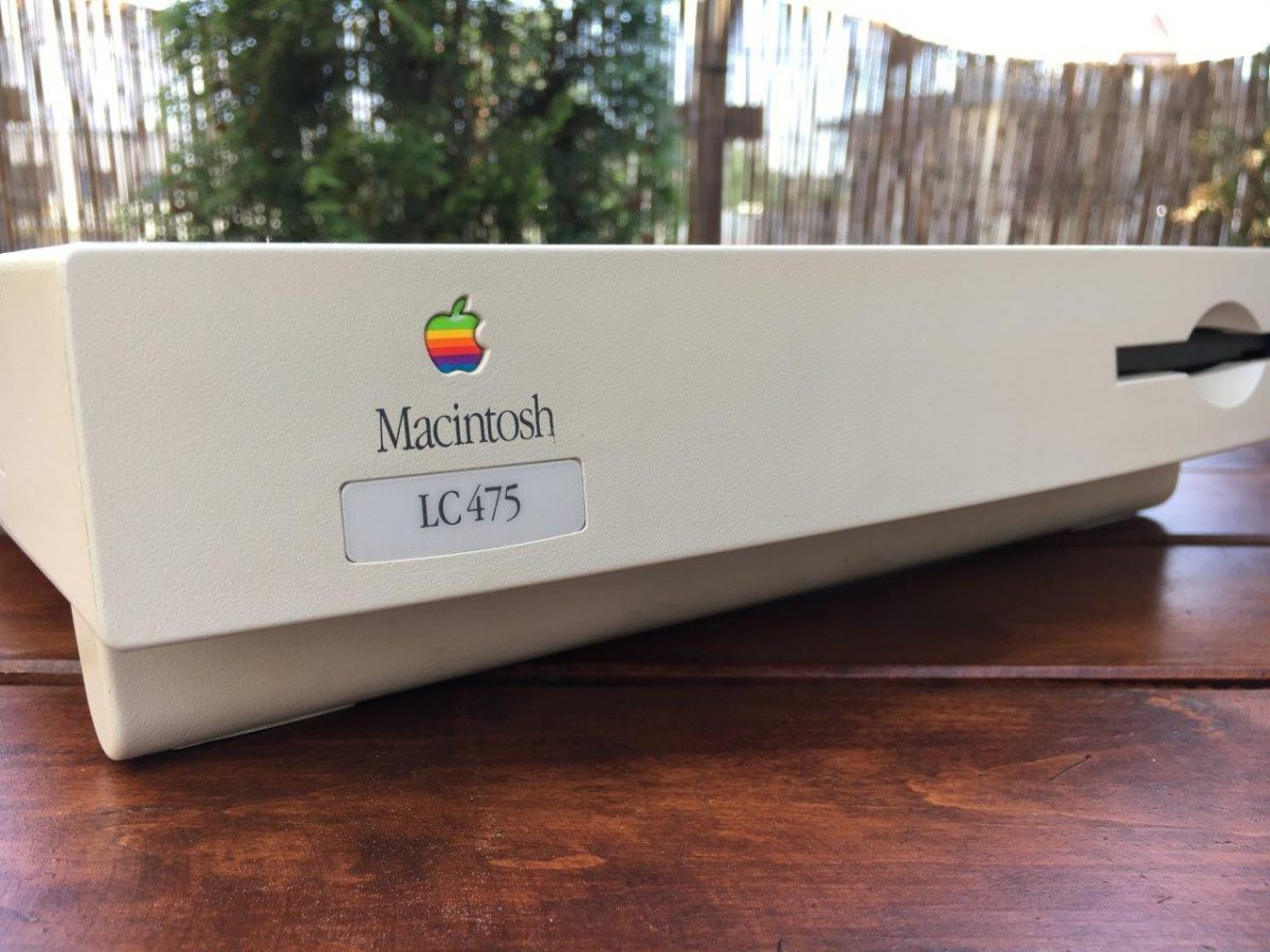 Macintosh LC475