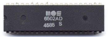 1975 MOS release 6502